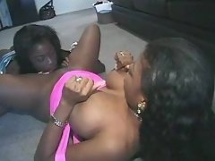 Insatiable lesbos fuck all day long black lesbian porn